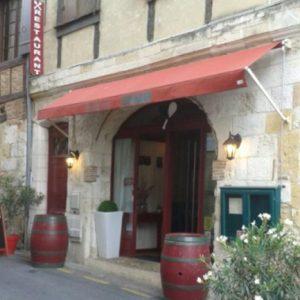 restaurant euskadi bergerac - habitation saint clar