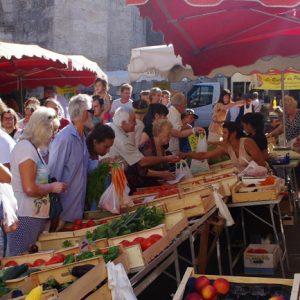 Activites Bergerac - Habitation Saint-Clar - Marchés