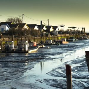 la grange oceane - conseils et visites - port ostreicole ares